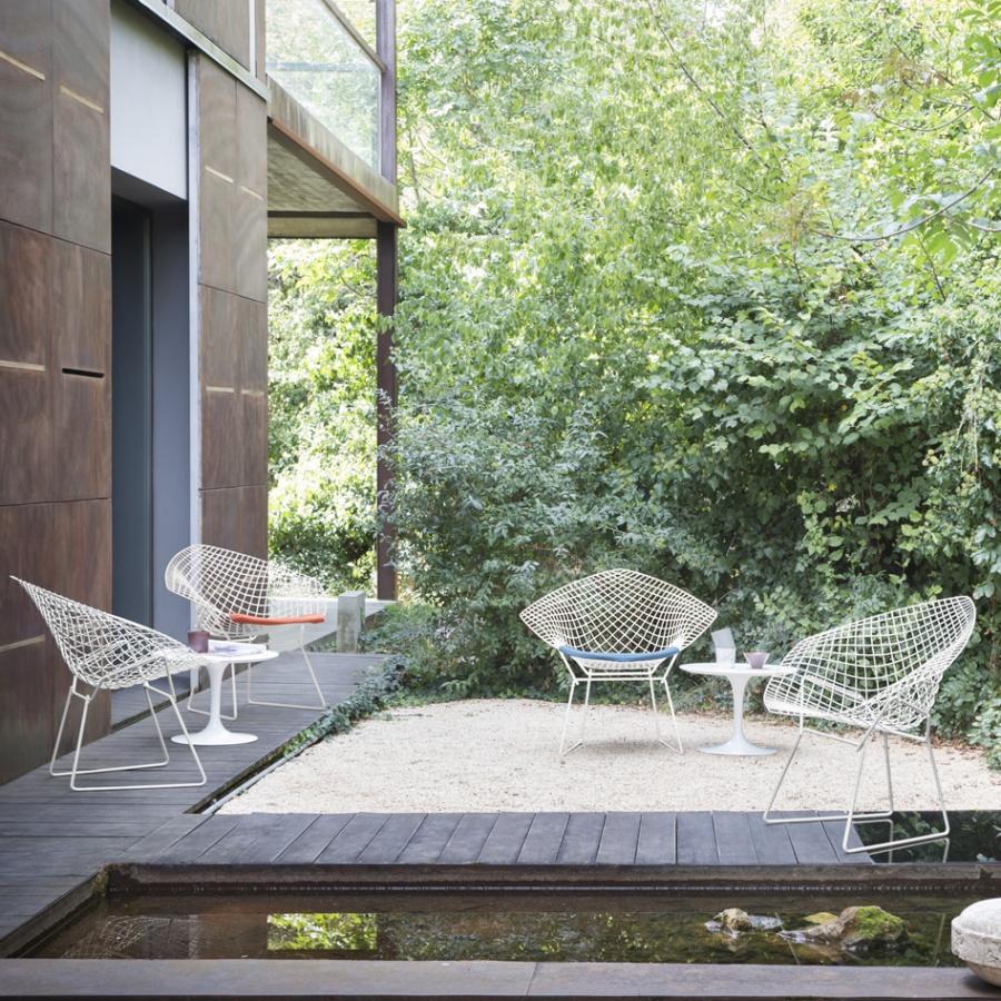Knoll Bertoia Diamond Chair   Knoll Diamond Chair - Products - Minima