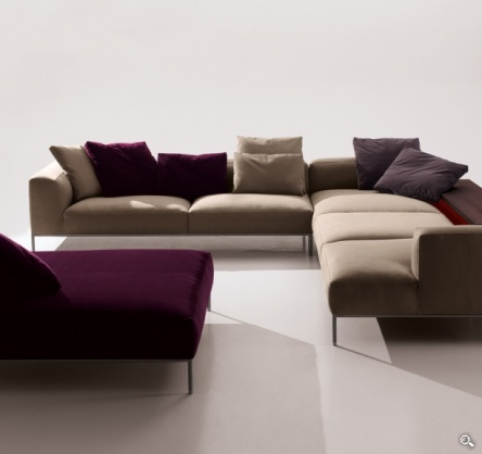 B B Italia Frank Sofa Products Minima