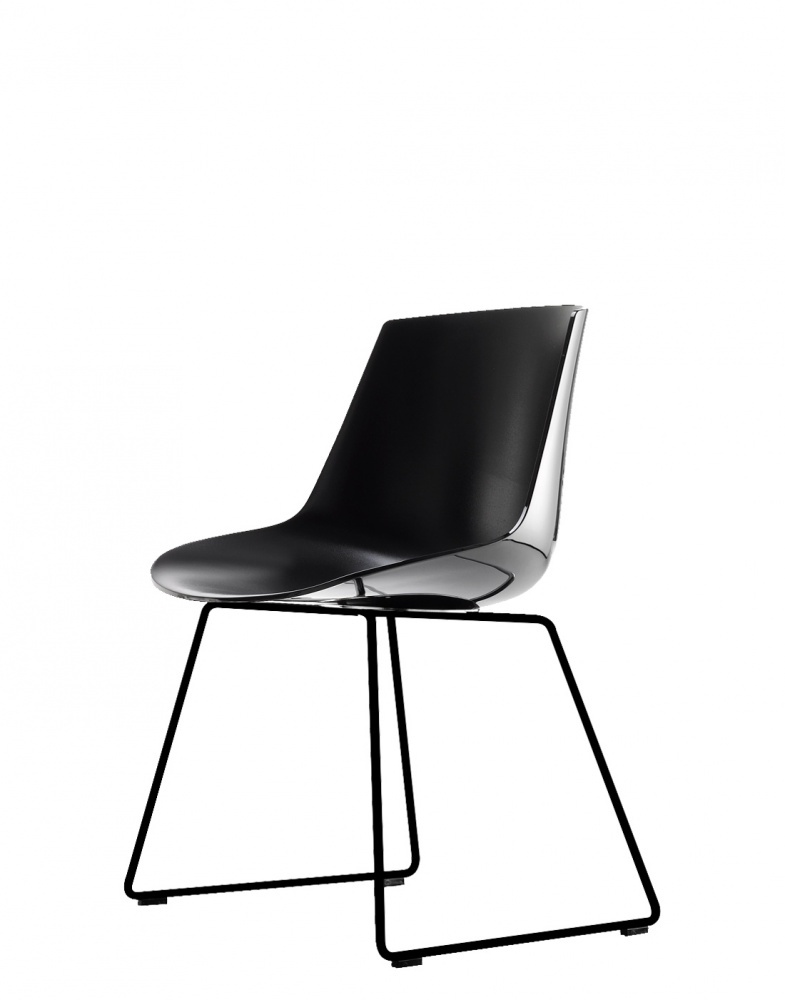 mdf italia flow chair flow chair mdf italia flow products minima. Black Bedroom Furniture Sets. Home Design Ideas