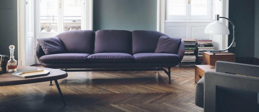 Cassina 399 Vico Sofa Products Minima
