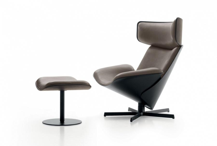 B B Italia Almora Lounge Chair Products Minima