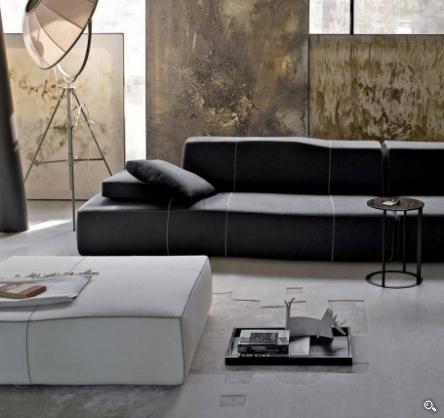 Bb Italia Bend Sofa Products Minima