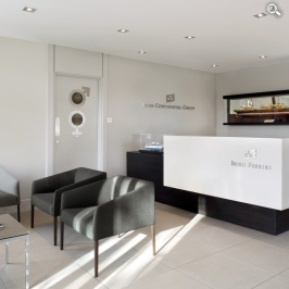 Bespoke Reception commissioned by Minima