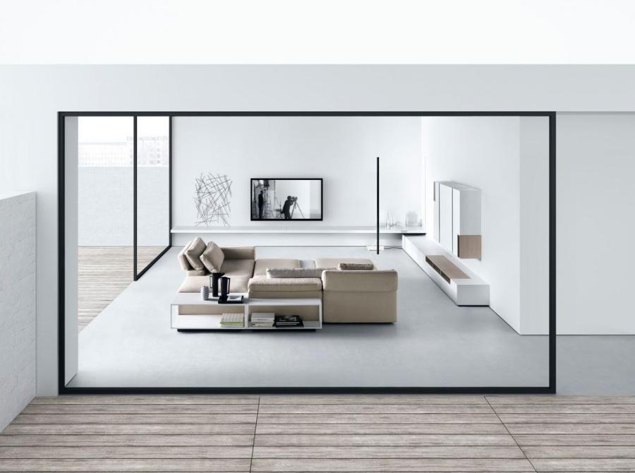 MDF Italia - Grafo Sofa - Products - Minima