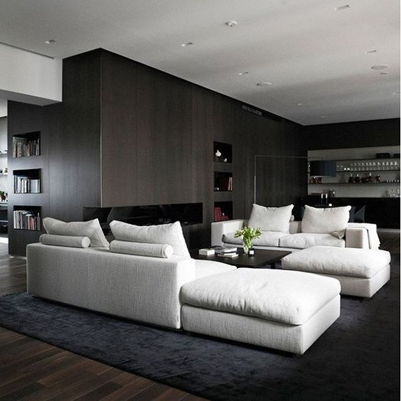 flexform groundpiece sofa flexform groundpiece products minima. Black Bedroom Furniture Sets. Home Design Ideas