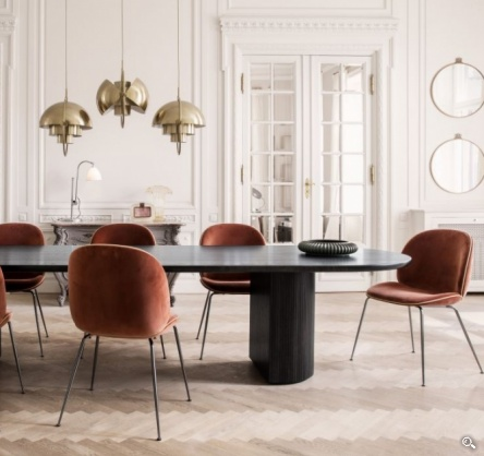 Gubi Beetle Dining Chair Products Minima