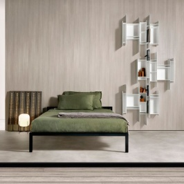 contemporary beds modern bedroom dublin products. Black Bedroom Furniture Sets. Home Design Ideas