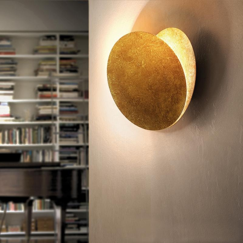 catellani smith lederam wall light lederam light. Black Bedroom Furniture Sets. Home Design Ideas