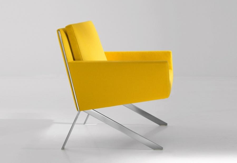 B B Italia Theo Lounge Chair Products Minima