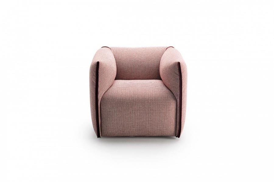 mdf italia mia lounge chair products minima. Black Bedroom Furniture Sets. Home Design Ideas
