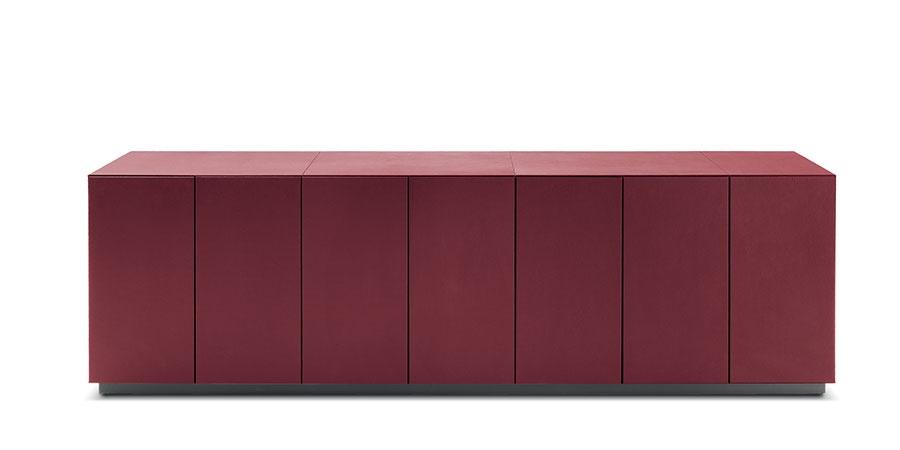 Poltrona Frau - CEO Cube Cabinet - Products - Minima