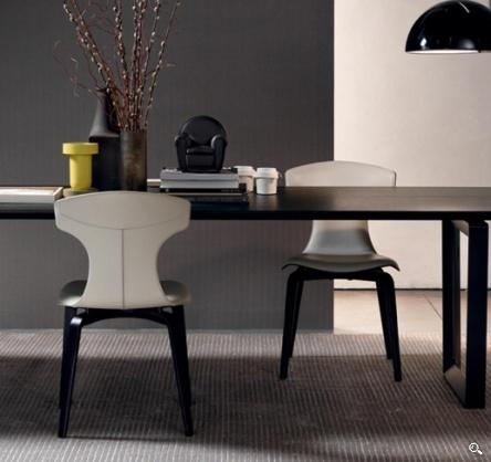 Poltrona frau montera chair products minima for Poltrona ottanio