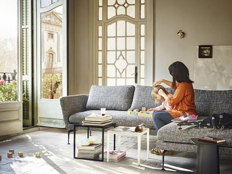 Vitra Suita Sofa Products Minima