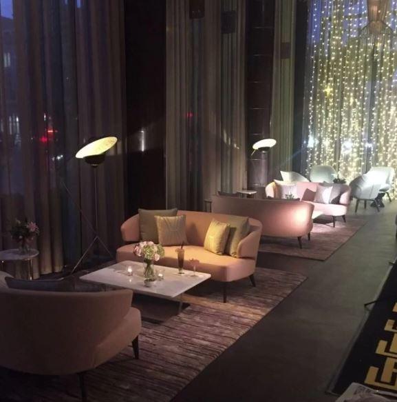 Fitzwilliam Hotel Belfast Interior Design Portfolio Interior