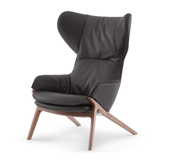 Cassina 395 P22 Lounge Chair In Dublin Minima Products
