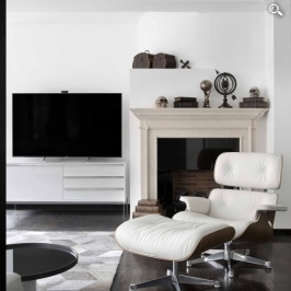 Vitra 'Eames Lounge' Chair