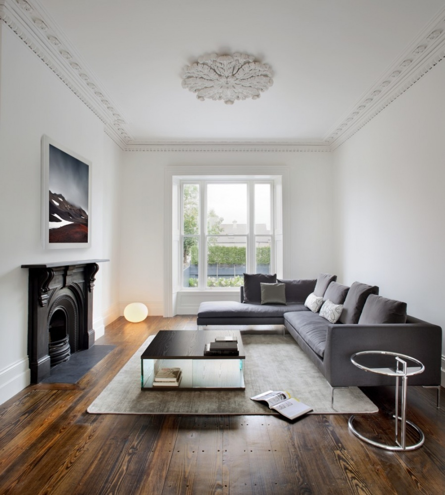 Contemporary Interiors Dublin: Period Conversion - Interior Design Portfolio