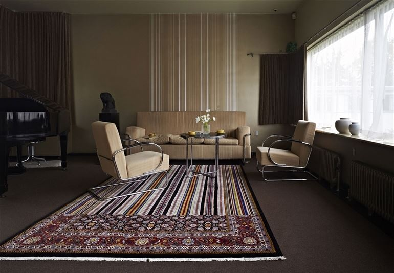 With Tradition Rug Exhibition In The Sonneveld House By Richard